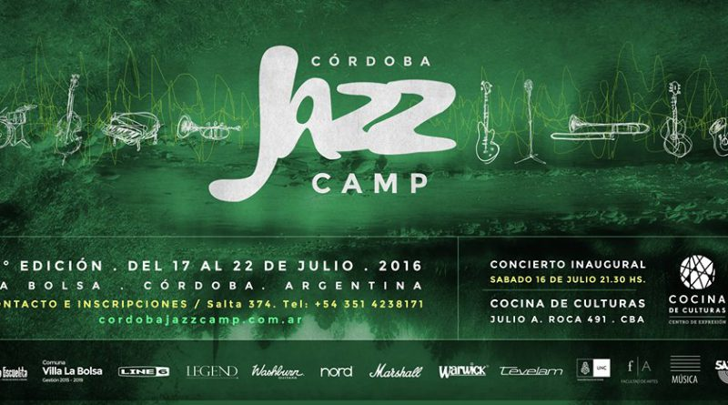 Cordoba Jazz Camp