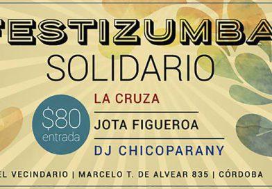 Venite al FestiZumba solidario