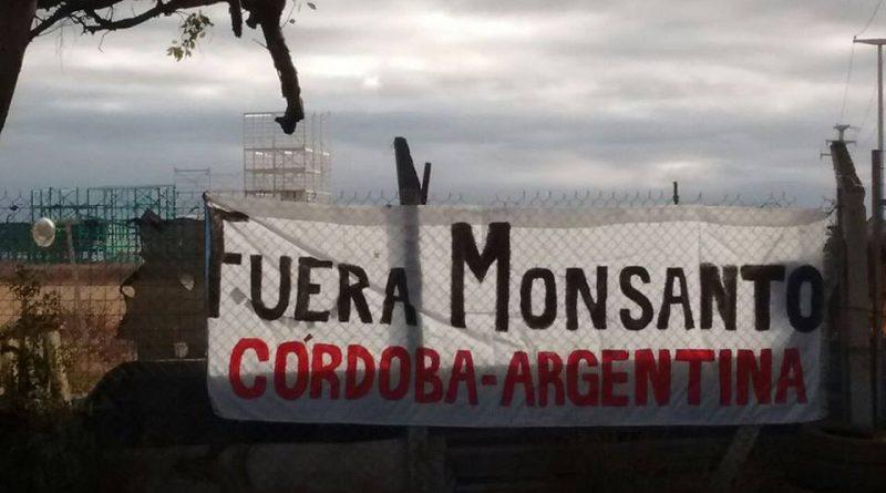 Monsanto abandona el predio de Malvinas Argentinas