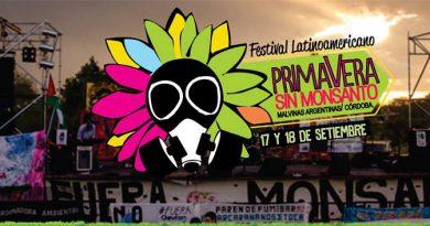 Primavera Sin Monsanto 2016