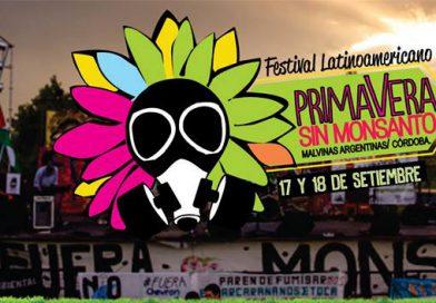 Transmisión especial con motivo del Festival Primavera Sin Monsanto