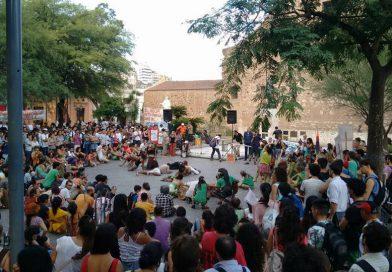 Una multitud concentró en Córdoba contra el desmonte