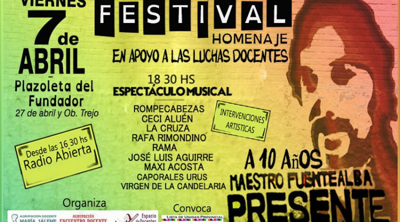 festival fuentealba
