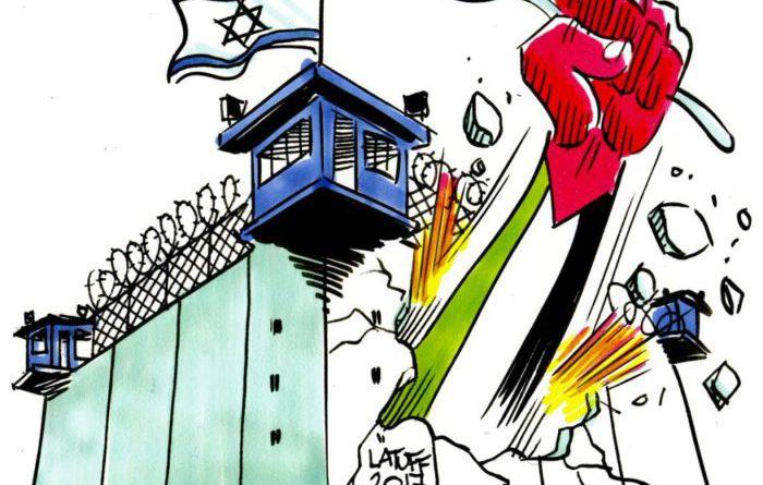 presos palestinos