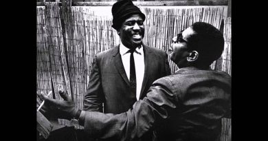 Dizzy Gillespie Th Monk