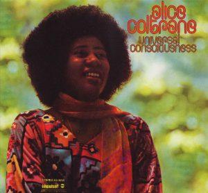Alice Coltrane Universal Consciusness