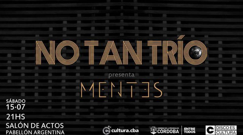 No Tan Trio Disco es cultura
