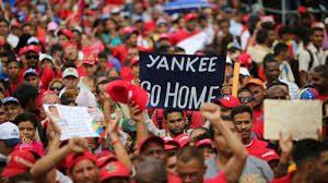 yanqui go home