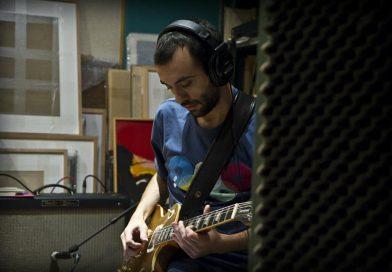 """Juan Pablo TOCH, el productor amigo de Raly Barrionuevo para su nuevo disco """"La Niña de los Andamios"""" #SeVieneLaPeñaTrashumante"""