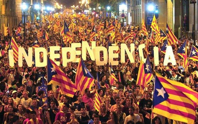 Catalunya independencia 2