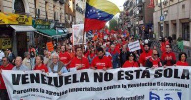 venezuela no esta sola