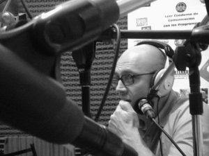 Ignacio García Vieyra en La Nota Azul
