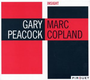 Gary Peacock Marc Copland Insight