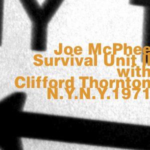 Joe McPhee tapa