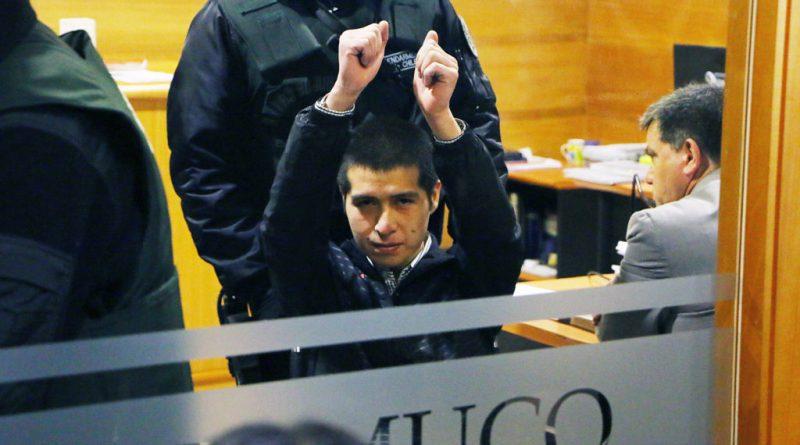 27 de Septiembre del 2017/SANTIAGO En el tribunal de Temuco se realizo audiencia de preparación de juicio oral en caso de comuneros mapuche que están en huelga de hambre hace mas de 100 dias. FOTO: FRANCISCO PARDO/AGENCIAUNO