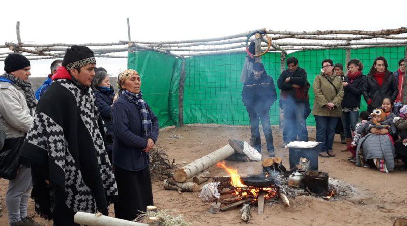 La resistencia mapuche: entre desalojos y fracking
