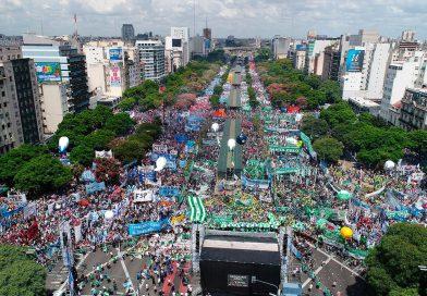 """Vasco Izurieta (ATE): """"Nuestro planteo es pelear por la recuperación de los sindicatos para que estén en manos de lxs trabajadorxs"""""""