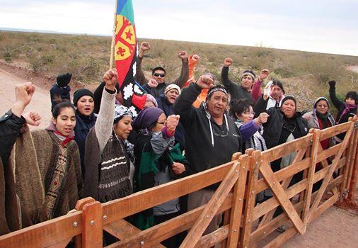 """Criminalización mapuche: """"vienen a ordenar y decir somos una justicia para los ricos"""""""