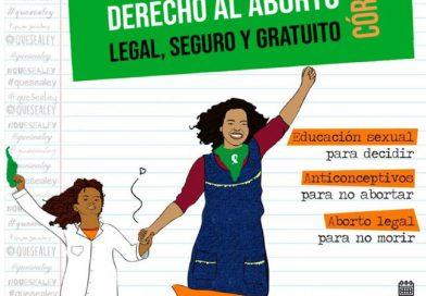 Presentaron la Red de Docentes por el Aborto Legal, Seguro y Gratuito