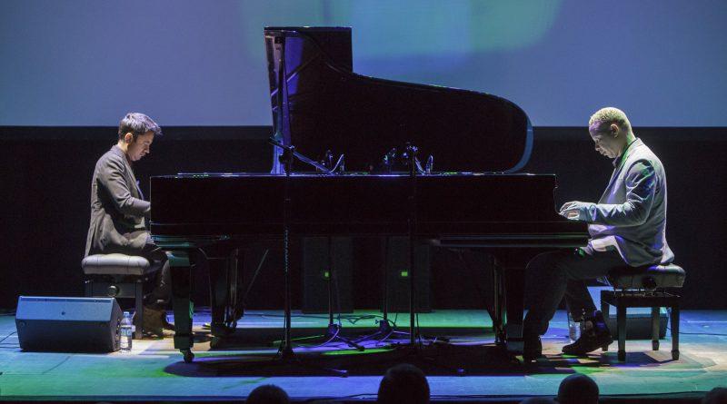 Un arte sin fronteras. Pablo Díaz y Paula Shocron en La Nota Azul