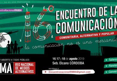 Córdoba recibe el Encuentro de la RNMA