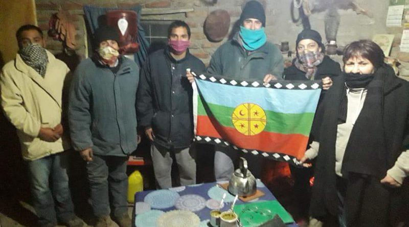 El pueblo-nación mapuche denuncia abandono estatal