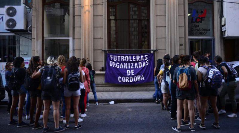 Futboleras Organizadas de Córdoba: por el desarrollo del fútbol femenino.
