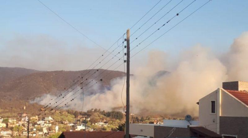 Informe ¡Arde Córdoba! Parte 2 Los intereses en juego detrás de los incendios